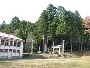 八幡宮(学校)2